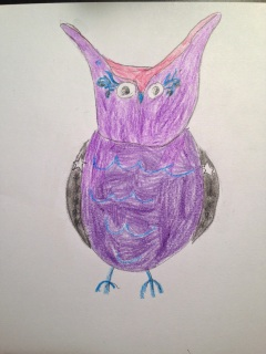Owl for Budsies